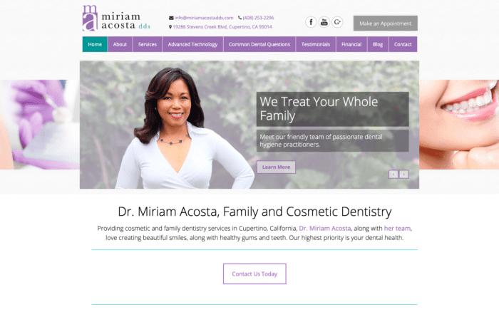 Dr. Miriam Acosta