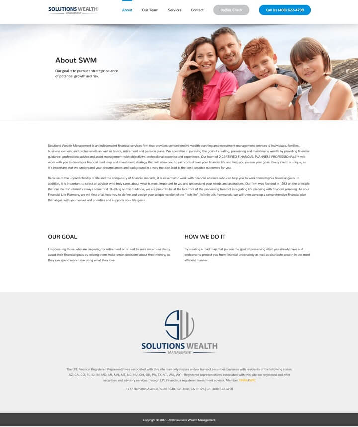 Solutions Wealth Management