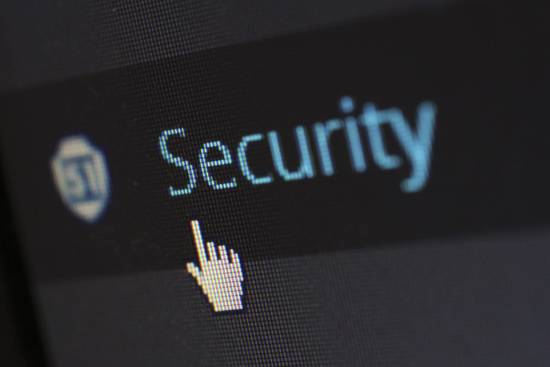 website screen security protection