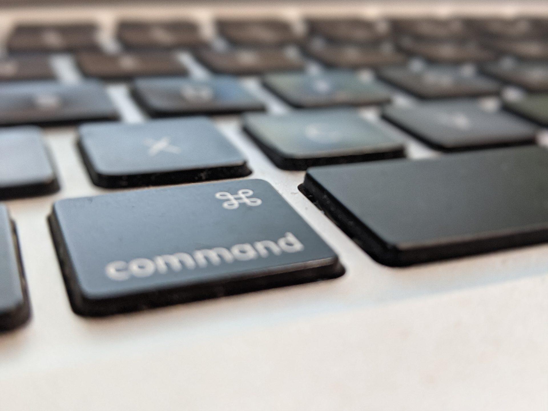 Creating content on Macbook
